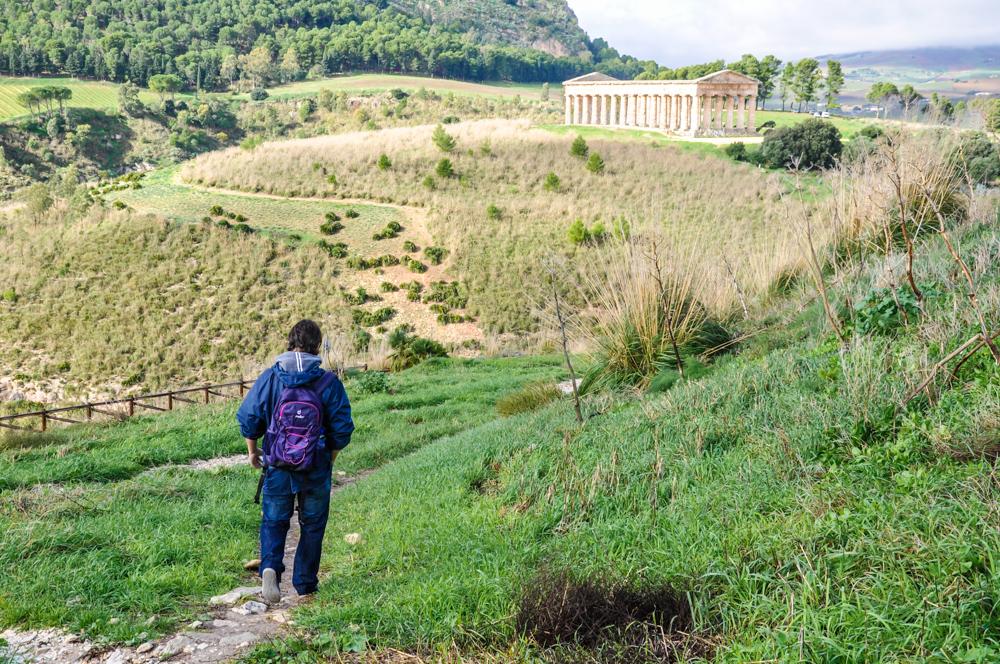8 días de ruta por Sicilia con coche de alquiler