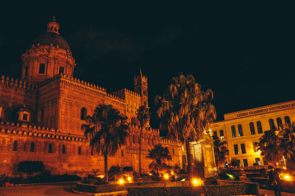 Ruta por Sicilia (I): Llegar a Palermo des del aeropuerto y la primera impresión