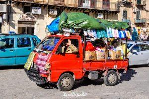 Monreale desde Palermo