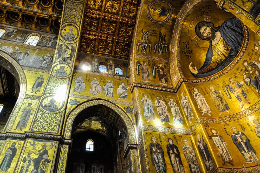 Ruta por Sicilia (II): Recorrer la capital de Sicilia y visitar Monreale desde Palermo