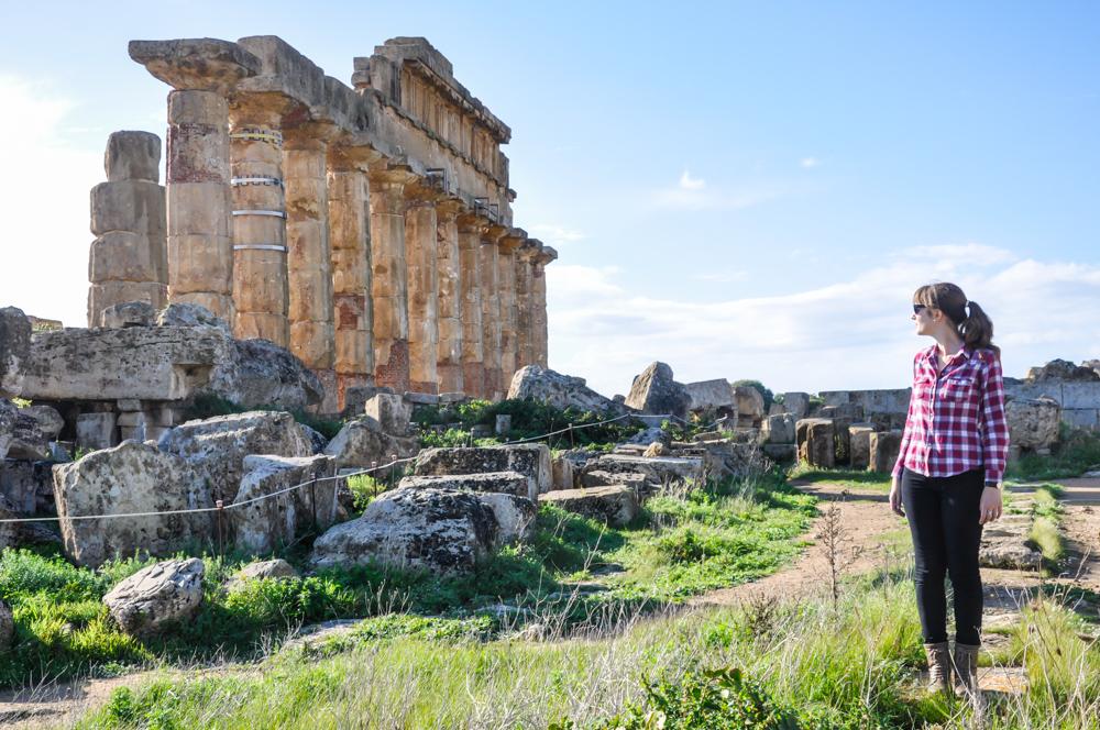 Ruta por Sicilia (III): Visitar por tu cuenta los temples de Segesta y Selinunte