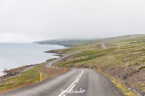 fiordos del este de islandia