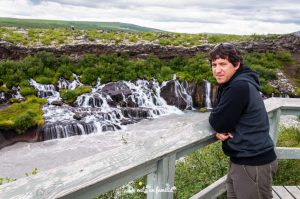 cascadas Hraunfossar