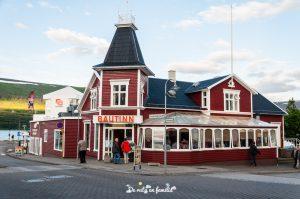 restaurante Bautinn Akureyri