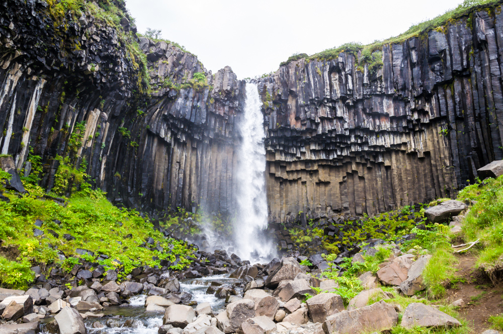 Ruta por Islandia (V): El Parque Nacional Skaftafell