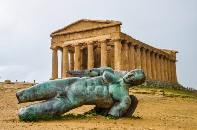 valle de los templos de Agrigento