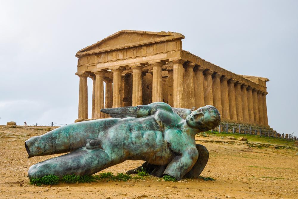 Ruta por Sicilia (IV): El Valle de los Templos de Agrigento y los mosaicos de Piazza Armerina