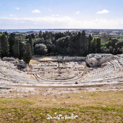 teatro romano de Siracusa
