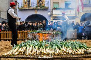 Fiesta de la Calçotada de Valls