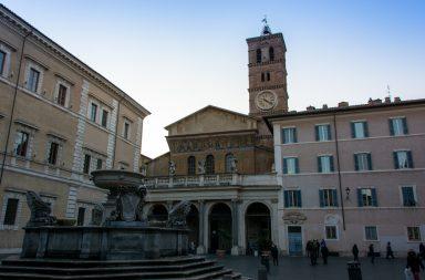 mejores iglesias de Roma