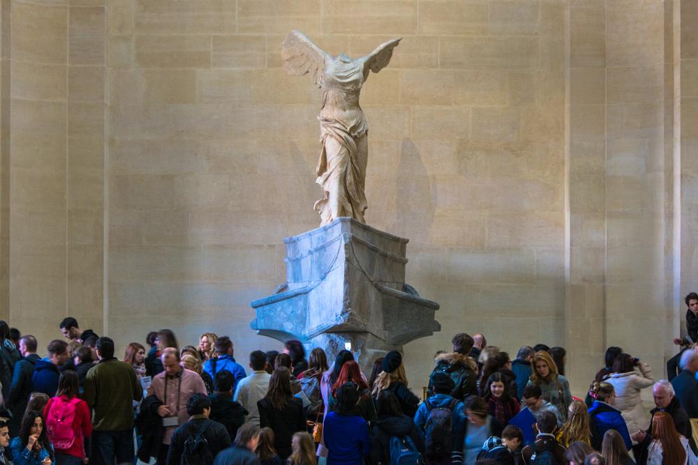 Escapada a París. Una mañana visitando el Museo del Louvre