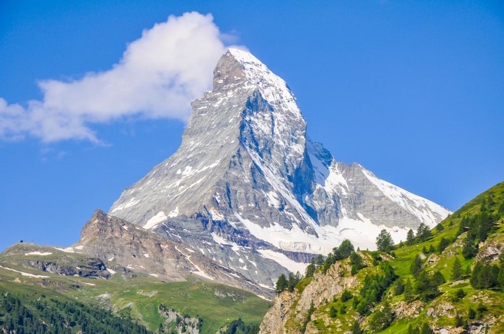 Qué hacer en Zermatt, una joya en el sur de Suiza con vistas al Cervino o Matterhorn