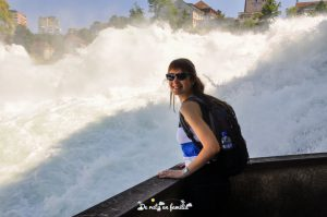 cascadas del rin schaffhausen desde Zurich