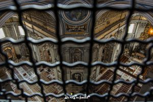 cúpula san pedro del vaticano