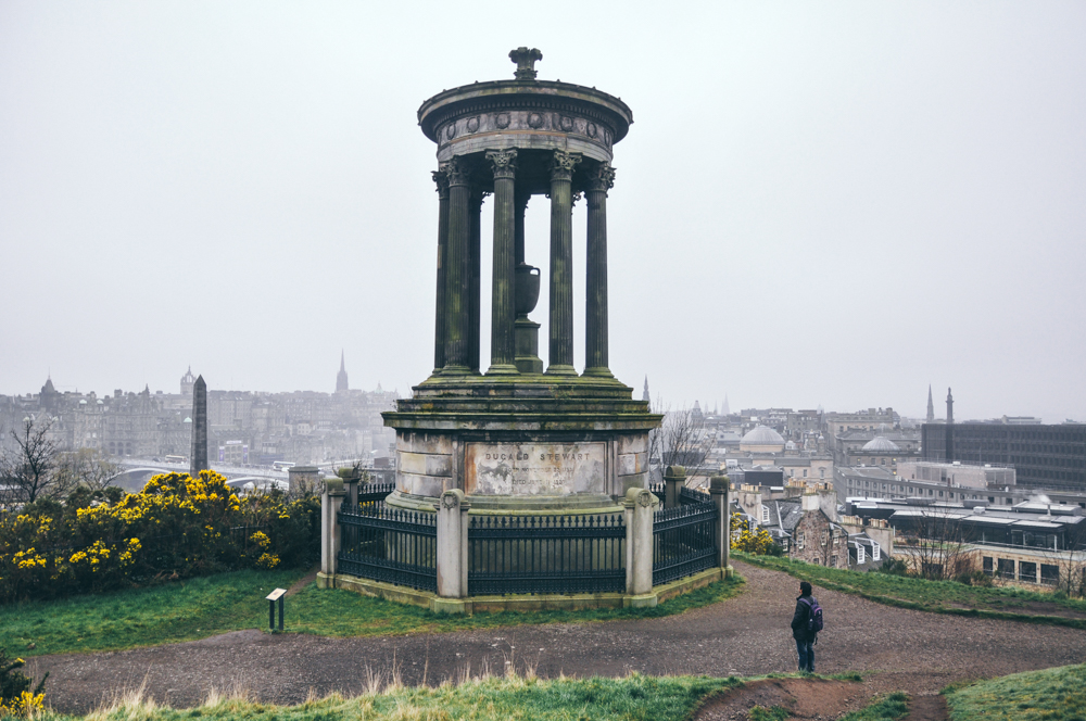 Cinco cosas que deberías hacer en Edimburgo