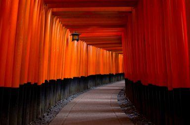 luna de miel a Japón