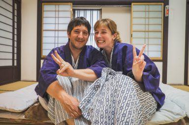 antes de viajar a Japón
