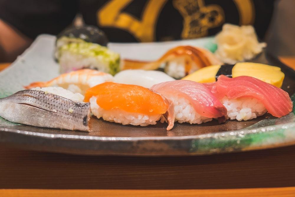 Comida típica de Japón. Guía y fotos de platos tradicionales y populares de la gastronomía japonesa