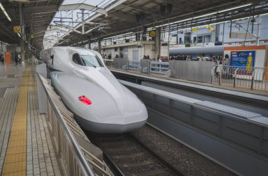 viajar por japon en tren con Japan Rail Pass
