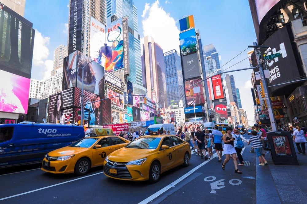 Visitar Nueva York en 5 días. Recorrido y guía de Manhattan