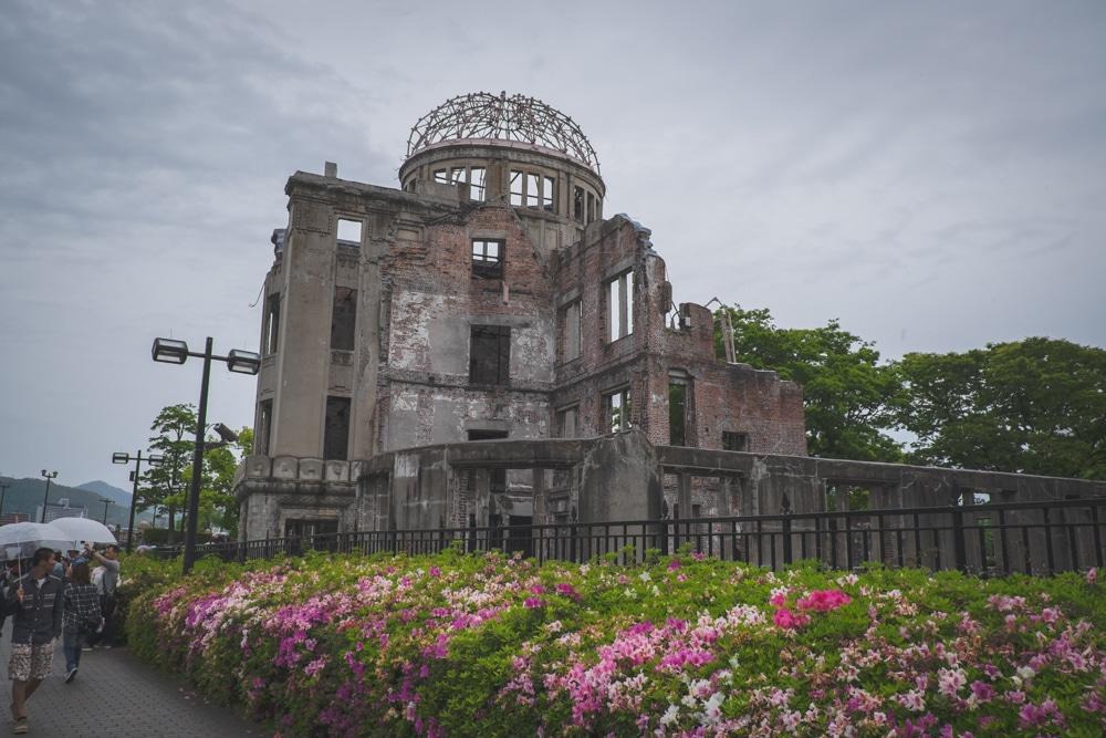 Visitar Hiroshima en 1 dia desde Kyoto u Osaka