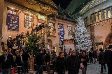 escapada de 3 dias a Alsacia por Navidad