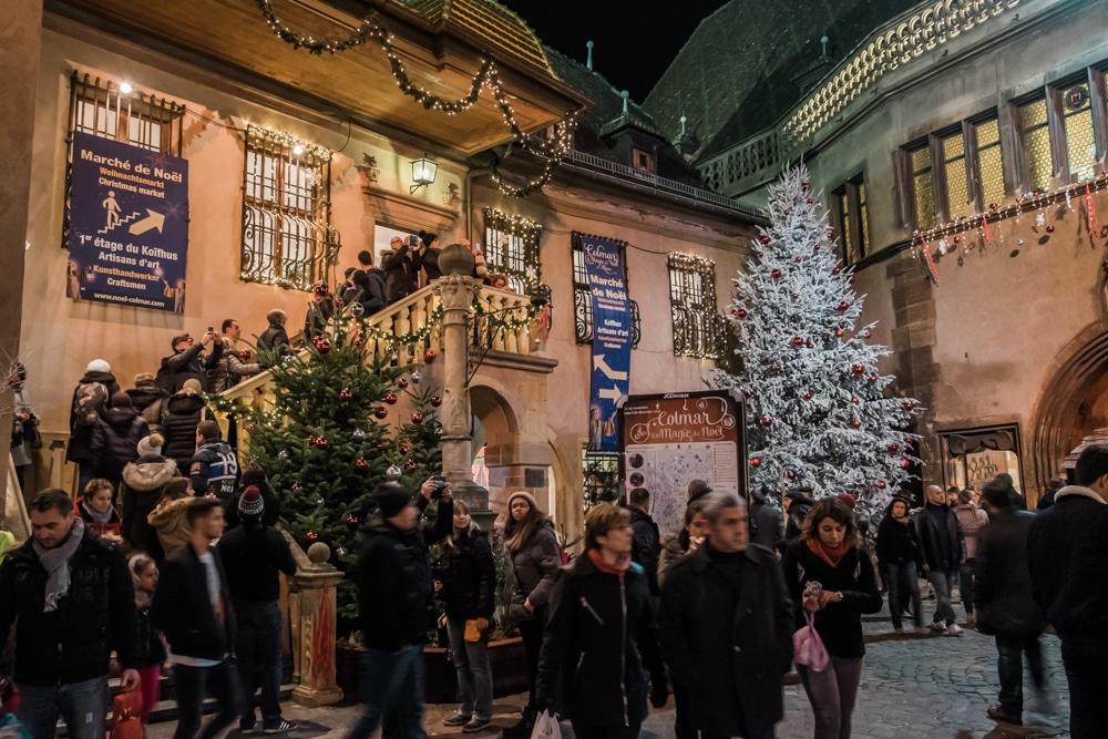 Escapada de 3 días a los mercadillos de Navidad de Alsacia