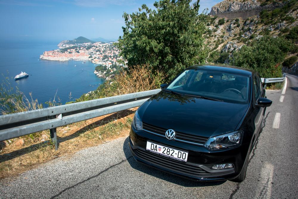 Ocho días de ruta por Croacia y Eslovenia con coche de alquiler