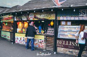 visitar mercado Camden Town Londres