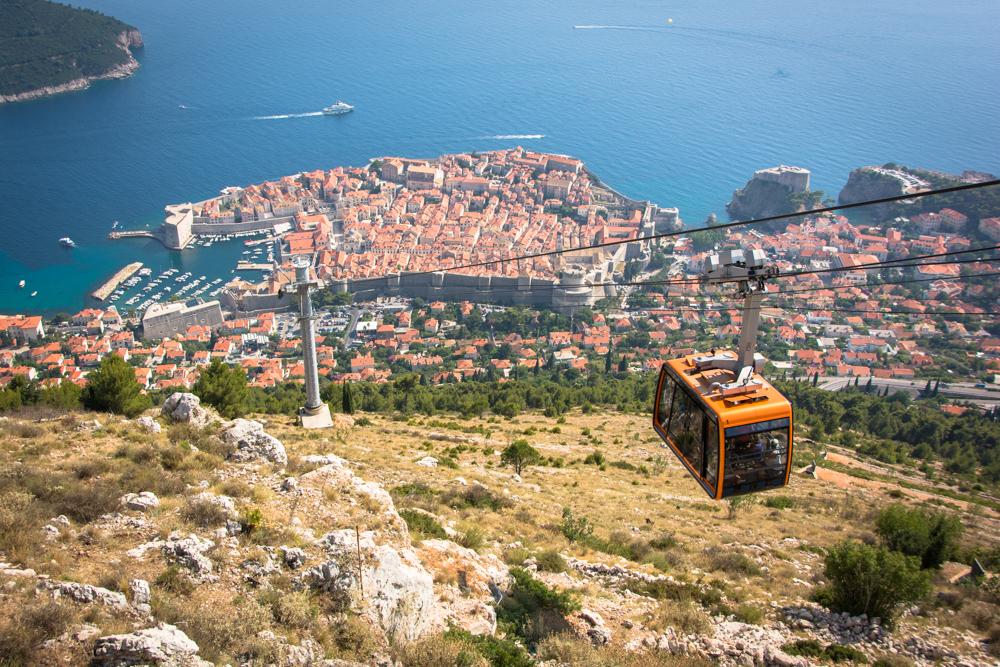 Ruta por Croacia (I): Dubrovnik en 1 día, la perla del Adriático