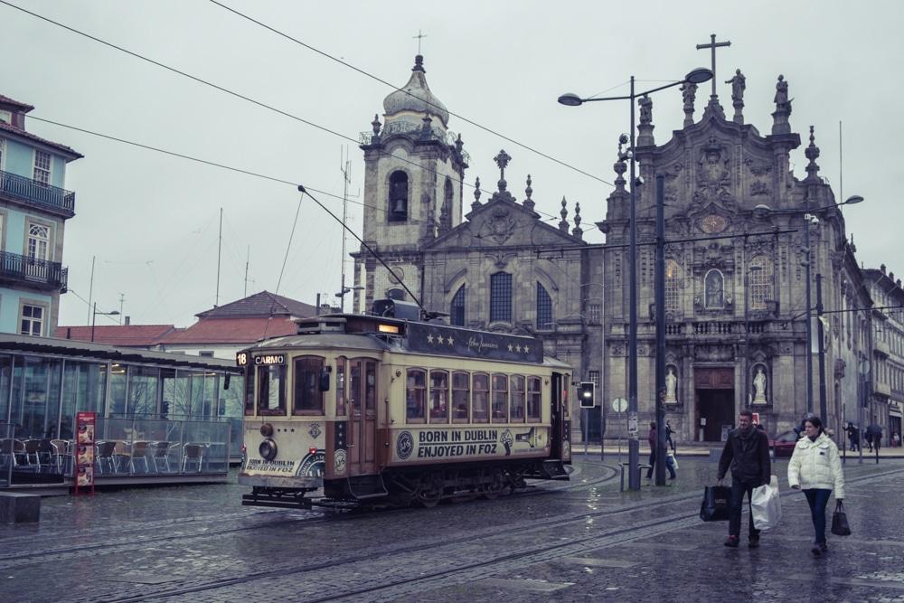 Escapada a Oporto (I): Visitando el centro de la ciudad de Oporto