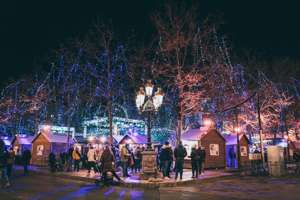 Los mercadillos de Navidad de Carcassonne y de Toulose