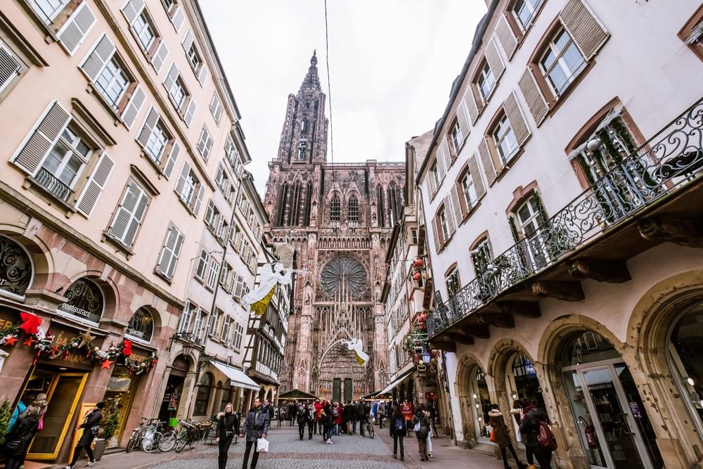 Estrasburgo en 1 día. Guía, mapa y ruta para visitar la ciudad