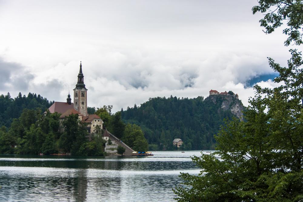 Ruta por Eslovenia (II): El Lago Bled, un paisaje de cuento de hadas