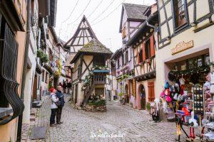 pueblos más bonitos de Alsacia por Navidad, Eguisheim