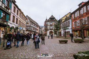 pueblos más bonitos de Alsacia por Navidad, Kaysersberg