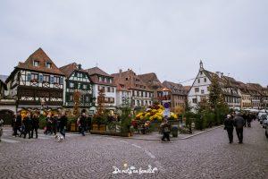 pueblos más bonitos de Alsacia por Navidad, Obernai
