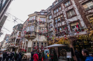 pueblos más bonitos de Alsacia por Navidad