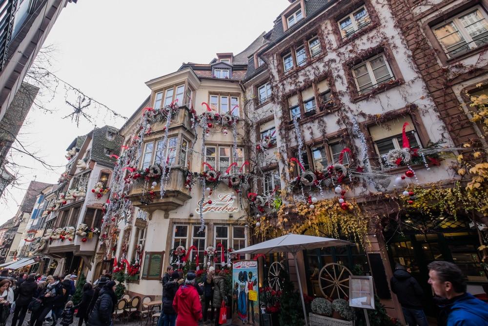 Los pueblos más bonitos de Alsacia y sus mercadillos de Navidad