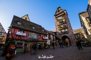 pueblos más bonitos de Alsacia por Navidad, Riquewihr