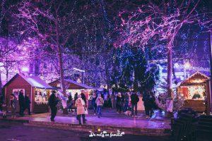 mercadillo de Navidad de Carcassonne