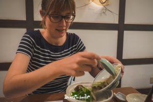 que comer en japon