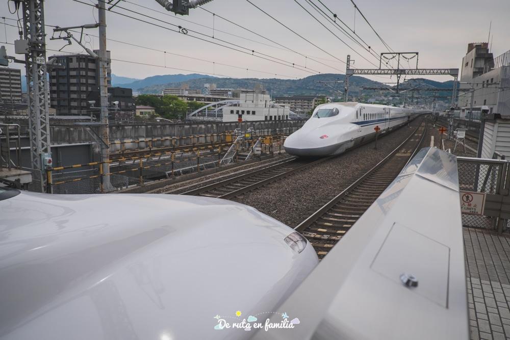 viajar por japon en tren con Japan Rail Pass
