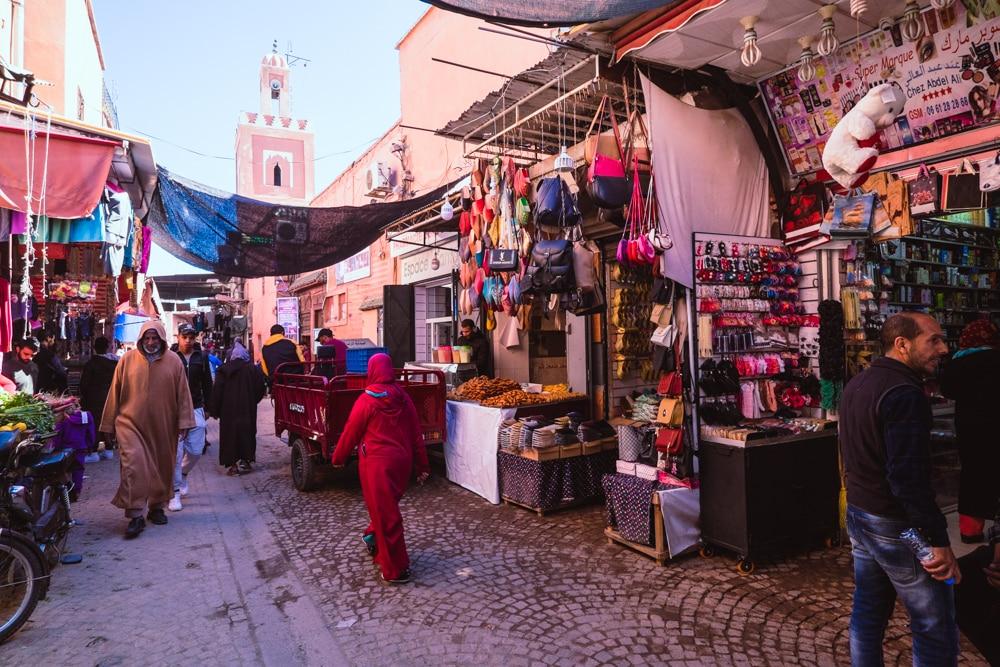 Preparación y presupuesto para visitar Marrakech en 3 días
