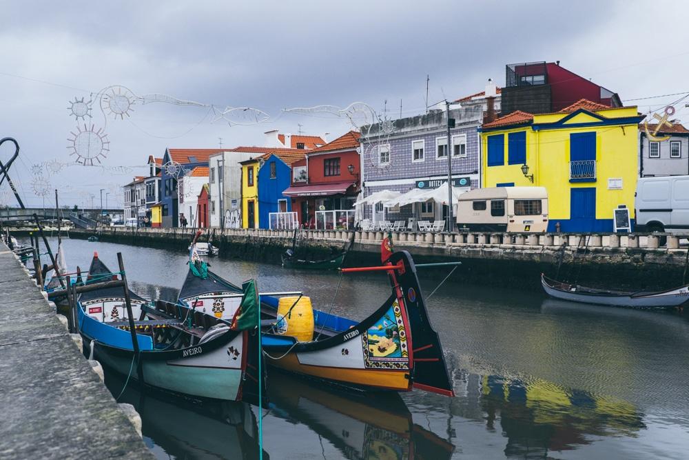 Escapada a Oporto (III): Excursión en tren a Aveiro