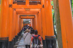 visitar fushimi inari kyoto