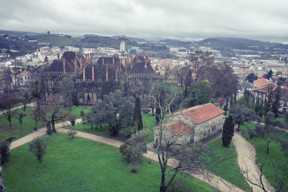 Escapada a Oporto (II): Excursión en tren a Guimaraes