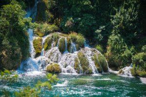 Parque Nacional de Krka en Croacia