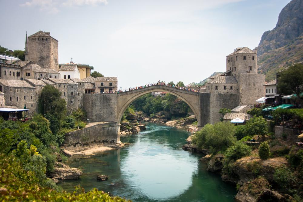 Ruta por Croacia (II): Excursión a Mostar desde Dubrovnik o Split