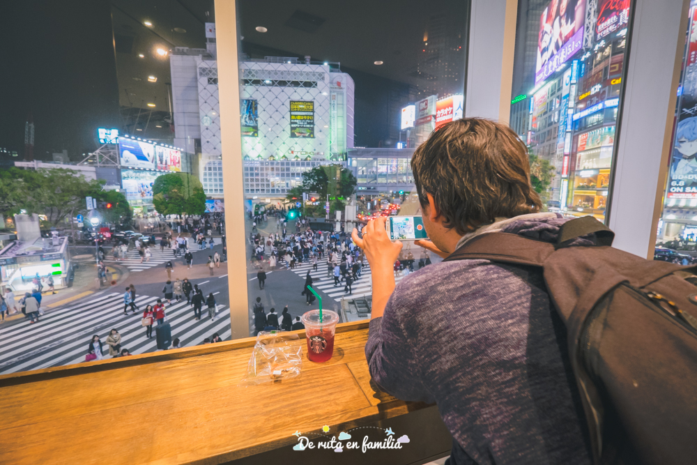 barrios de Tokio Shibuya
